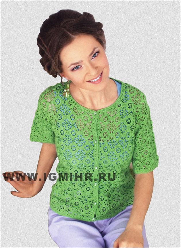 кофточка женская крючком,вязаная женская кофточка,вязание для женщин крючком,вязаные летние модели,вязание модели