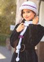 Белая шляпка и шарфик с отделкой кружевом. Крючок