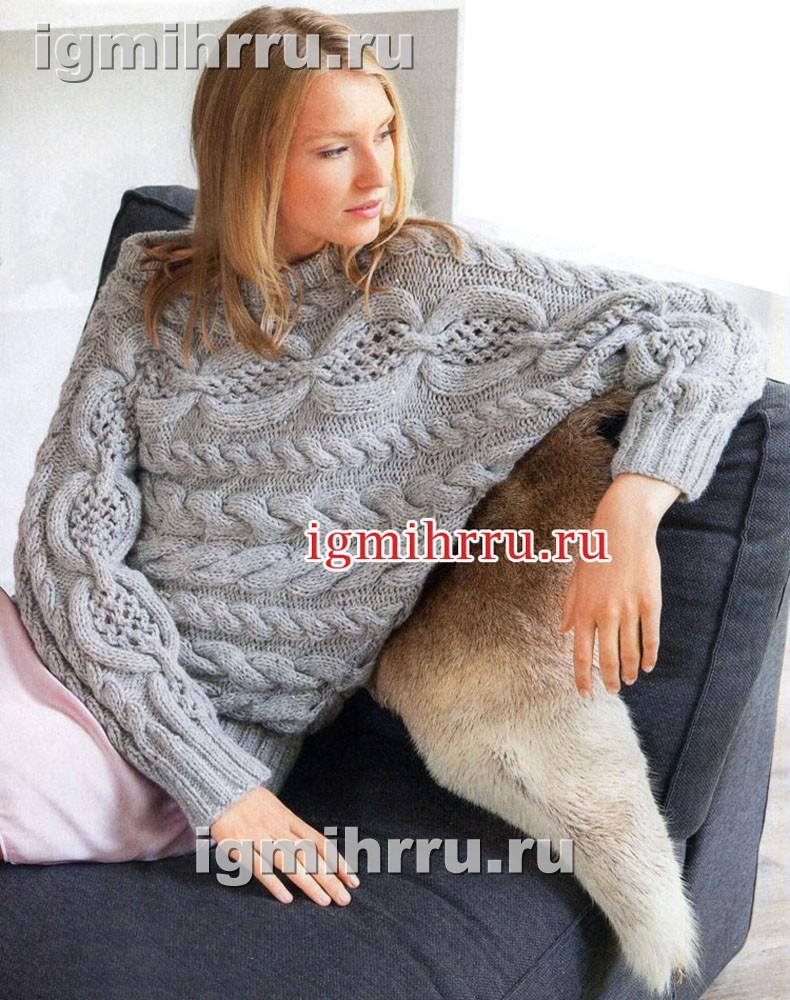 ПУЛОВЕР-КИМОНО, пуловер кимоно
