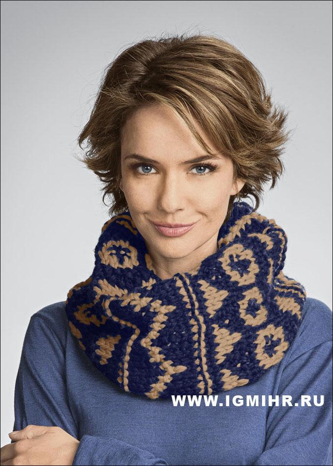 Женские шарфы, шали, платки,